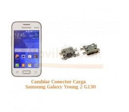 Cambiar Conector Carga Samsung Galaxy Young 2 G130 - Imagen 1