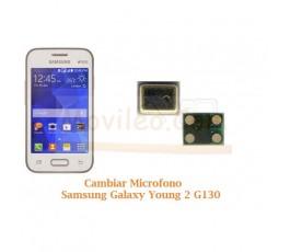 Cambiar Microfono Samsung Galaxy Young 2 G130 - Imagen 1