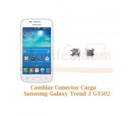 Cambiar Conector Carga Samsung Galaxy Trend 3 G3502 - Imagen 1