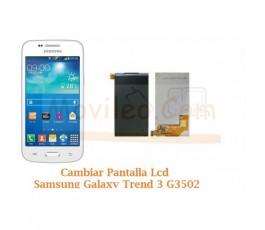 Cambiar Pantalla Lcd Display Samsung Galaxy Trend 3 G3502 - Imagen 1
