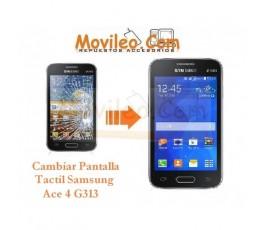 Cambiar Pantalla Tactil Samsung Galaxy Ace 4 G313 G313F - Imagen 1