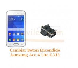 Cambiar Boton Encendido Samsung Galaxy Ace 4 G313 - Imagen 1
