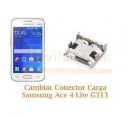 Cambiar Conector Carga Samsung Galaxy Ace 4 Lite G313 - Imagen 1