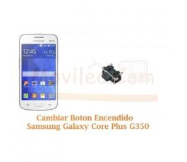 Cambiar Boton Encendido Samsung Galaxy Core Plus G350 - Imagen 1