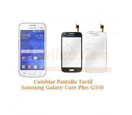 Cambiar Pantalla Tactil Cristal Samsung Galaxy Core Plus G350 - Imagen 1