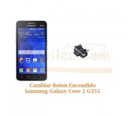 Cambiar Boton Encendido Samsung Galaxy Core 2 G355 - Imagen 1