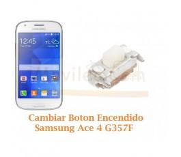 Cambiar Boton Encendido Samsung Galaxy Ace 4 G357F - Imagen 1