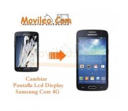 Cambiar Pantalla Lcd Display Samsung Core 4G G386 G386F - Imagen 1