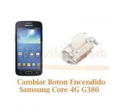 Cambiar Boton Encendido Samsung Galaxy Core 4G G386F - Imagen 1