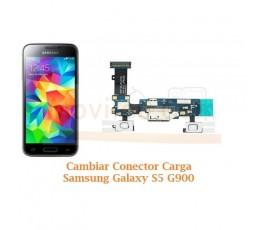 Cambiar Conector Carga Samsung Galaxy S5 G900F - Imagen 1