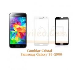 Cambiar Cristal Samsung Galaxy S5 G900F - Imagen 1
