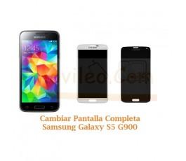 Cambiar Pantalla Ccompleta Samsung Galaxy S5 G900F - Imagen 1