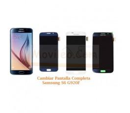 Cambiar Pantalla Completa Samsung Galaxy S6 G920F - Imagen 1