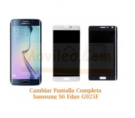 Cambiar Pantalla Completa Samsung Galaxy S6 Edge G925 - Imagen 1