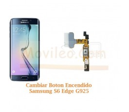 Cambiar Boton Encendido Samsung Galaxy S6 Edge G925 - Imagen 1