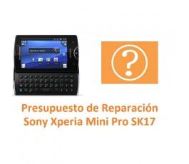 Reparar Sony Xperia SK17 - Imagen 1