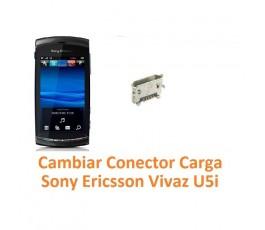 Cambiar Conector Carga Sony Ericsson Vivaz U5i - Imagen 1
