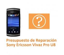 Reparar Sony Ericsson Vivaz Pro U8 U8i - Imagen 1