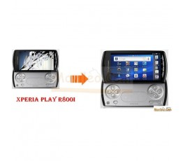 CAMBIAR PANTALLA LCD SONY PLAY R800I - Imagen 1