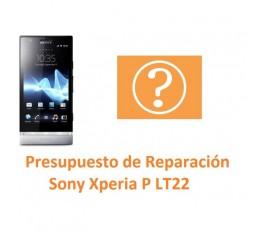 Reparar Sony Xperia P Lt22 Lt22i - Imagen 1