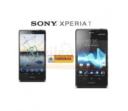 Cambiar Pantalla Completa Sony Xperia T - Imagen 1