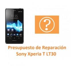 Reparar Sony Xperia T Lt30 Lt30p - Imagen 1