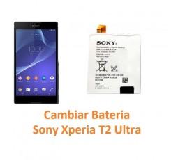 Cambiar Batería Sony Xperia T2 Ultra XM50h D5303 D5306 D5322 - Imagen 1