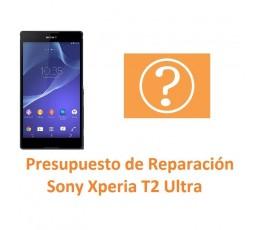 Reparar Sony Xperia T2 Ultra XM50h D5303 D5306 D5322 - Imagen 1
