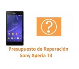 Reparar Sony Xperia T3 M50W D5102 D5103 D5106 - Imagen 1