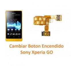 Cambiar Botón Encendido Sony Xperia Go St27 St27i - Imagen 1