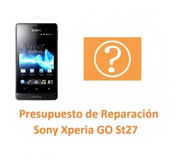 Reparar Sony Xperia Go St27 St27i - Imagen 1