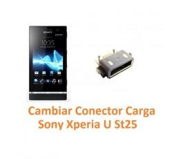 Cambiar Conector Carga Sony Xperia U St25 - Imagen 1
