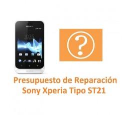 Reparar Sony Xperia Tipo St21 - Imagen 1
