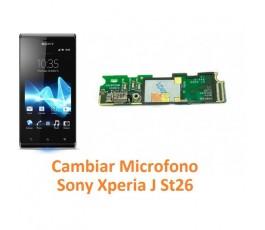 Cambiar Micrófono Sony Xperia J St26 - Imagen 1