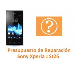 Reparar Sony Xperia J St26 - Imagen 1