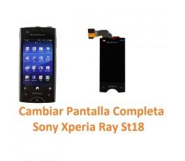 CAMBIAR PANTALLA COMPLETA XPERIA RAY ST18I - Imagen 1
