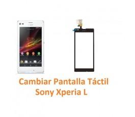 Cambiar Pantalla Táctil Sony Xperia L C2104 C2105 S36H - Imagen 1