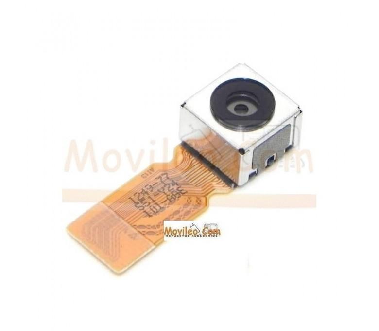 Camara Trasera Original Para Sony Xperia P, LT22I - Imagen 1