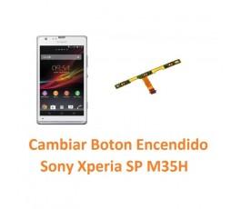 Cambiar Botón Encendido Sony Xperia SP M35H C5302 C5303 C5306 - Imagen 1