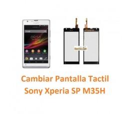 Cambiar Pantalla Táctil Sony Xperia SP M35H C5302 C5303 C5306 - Imagen 1