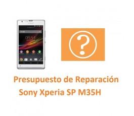 Reparar Sony Xperia SP M35H C5302 C5303 C5306 - Imagen 1