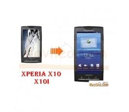 Cambiar Pantalla LCD (display) Sony Ericsson X10 - Imagen 1