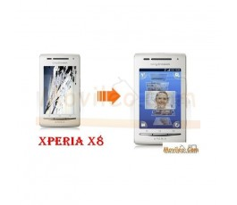 Cambiar Pantalla LCD (display) Sony Ericsson X8 E15I - Imagen 1