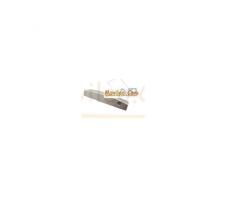 Carcasa tapa plateada para Sony Xperia P, LT22I - Imagen 1