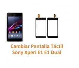 Cambiar Pantalla Táctil Sony Xperia E1 E1 Dual D2004 D2005 D2104 D2105 - Imagen 1