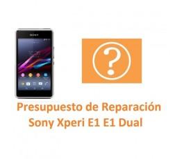Reparar Sony Xperia E1 E1 Dual D2004 D2005 D2104 D2105 - Imagen 1