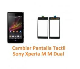 Cambiar Pantalla Táctil Sony Xperia M M Dual C1904 C1905 C2004 C2005 - Imagen 1