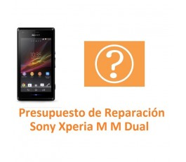 Reparar Sony Xperia M M Dual C1904 C1905 C2004 C2005 - Imagen 1