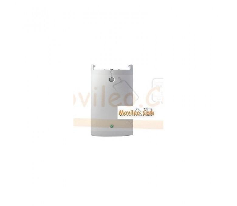 Carcasa Trasera Original, Tapa de Batería Gris para Sony Xperia P, LT22I - Imagen 1