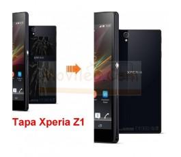 Cambiar Tapa Trasera Sony Xperia Z1 - Imagen 1